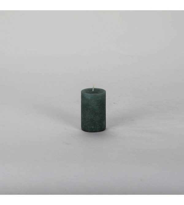 Kerze rustic 5x8cm (12)